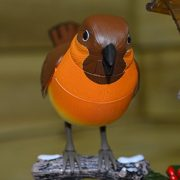 SALE-FANTASTIC-ROCKING-ROBIN-DECORATION-SINGS-MOVES-CHRISTMAS-DECORATION-0-2